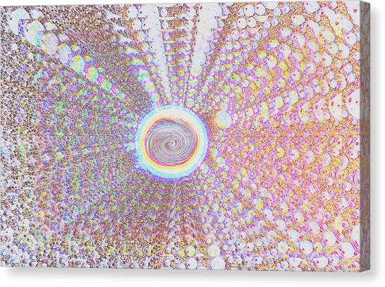 The Divine Light   Canvas Print