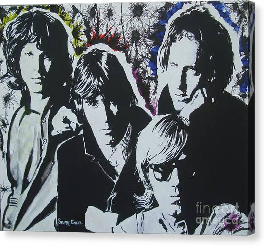 The Doors Canvas Print
