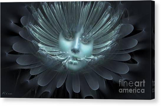 The Drowned Canvas Print