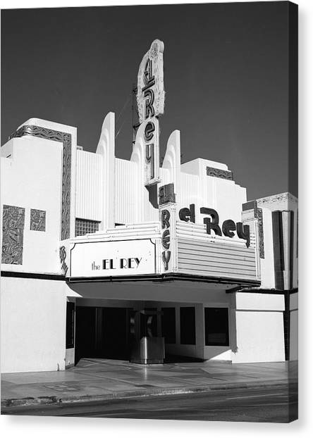 The El Rey Canvas Print