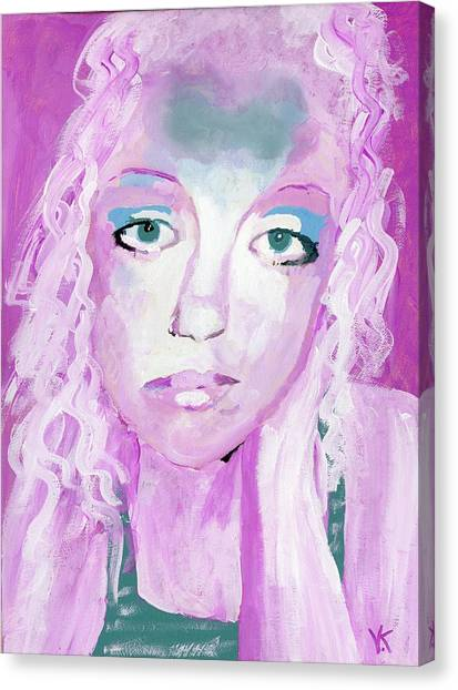 The Empath Canvas Print