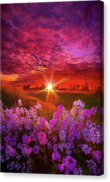 The Everlasting Canvas Print