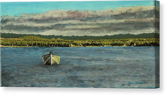 The Far Shore Canvas Print