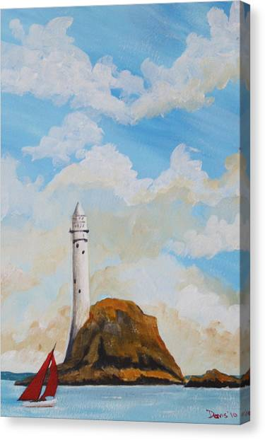 The Fastnet 1 Canvas Print