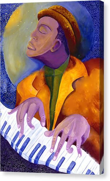 The Final Chord Canvas Print