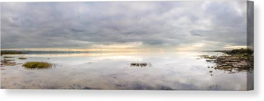 The Forever Dawn Canvas Print