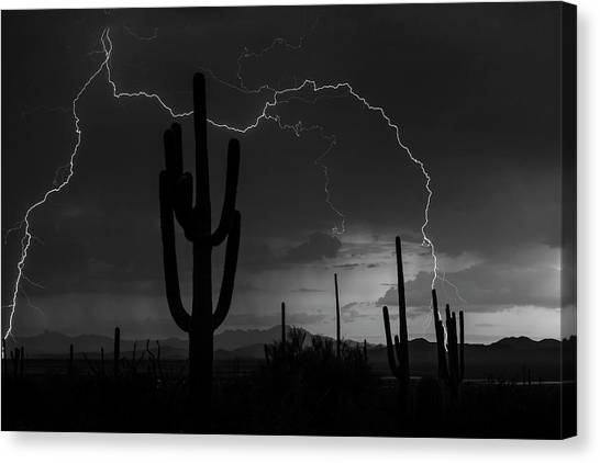 Lighting Bolt Canvas Print - The Forked Lightning Of Arizona by Anston Roberts & Lighting Bolt Canvas Prints (Page #3 of 3) | Fine Art America