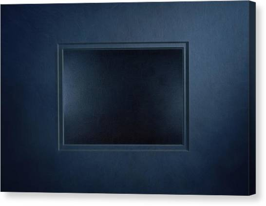Rectangles Canvas Print - The Frame by Scott Norris