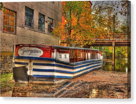 The Georgetown 2 Canvas Print