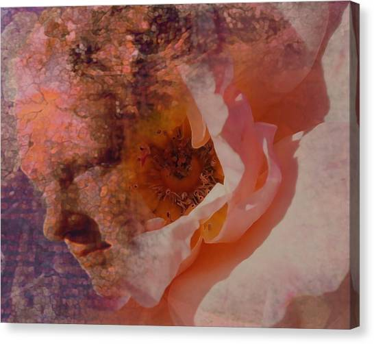The Gift Of Hearing Canvas Print