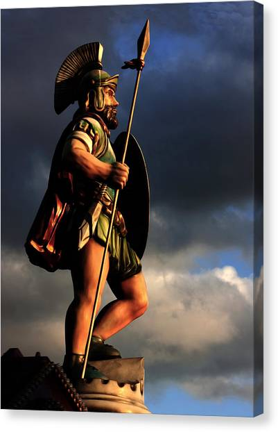 The Gladiator Canvas Print