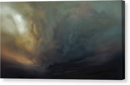 Sublime Canvas Print - The Glowing Dream by Lonnie Christopher