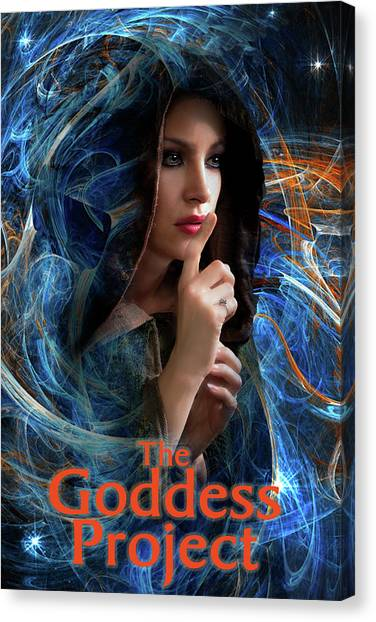 The Goddess Project Canvas Print