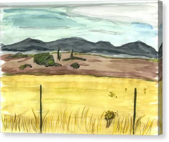 The Great Basin Utah Canvas Print by Kevin Callahan