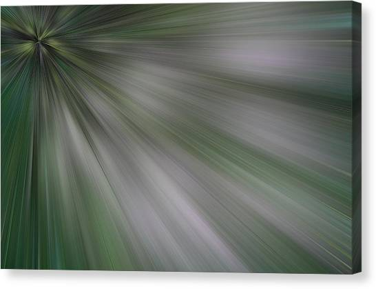 The Green Array Canvas Print