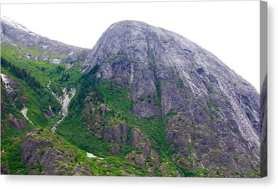 The Greene Hills In Alaska Canvas Print