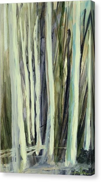 Grove Canvas Print - The Grove by Andrew King