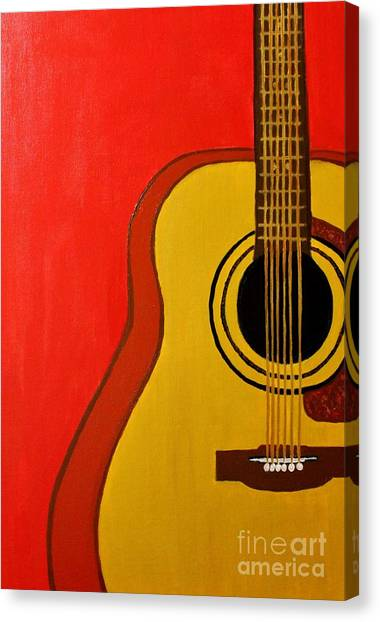 Classical Guitar Canvas Prints (Page #12 of 33) | Fine Art America