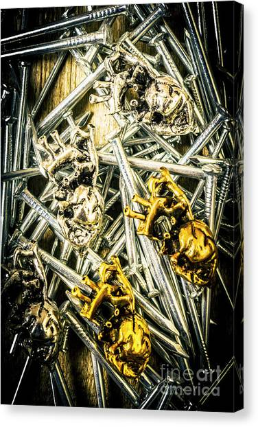 Repairs Canvas Print - The Heart Repair Factory by Jorgo Photography - Wall Art Gallery