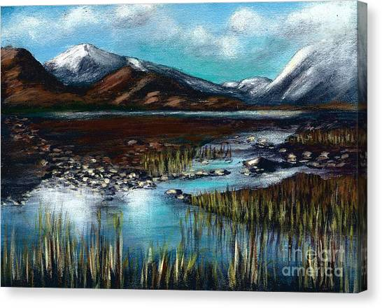The Highlands - Scotland Canvas Print