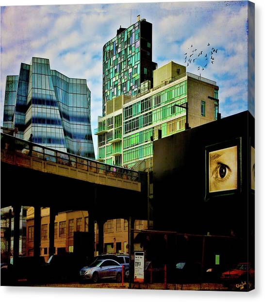 The Highline Nyc Canvas Print