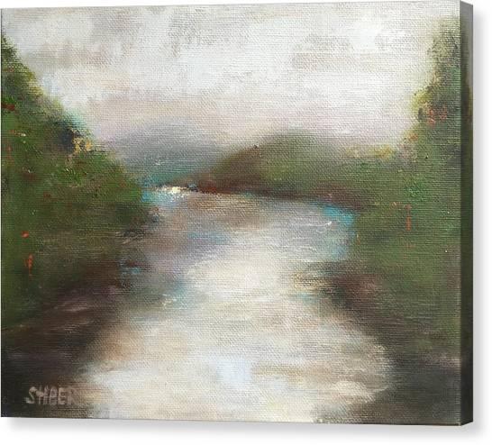 The Hooch Canvas Print