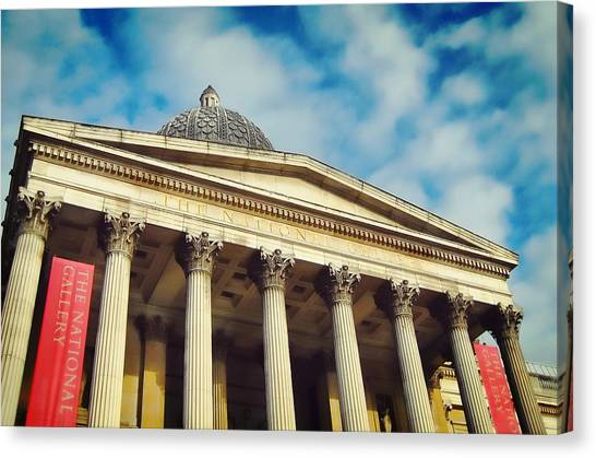 The House Of Art Canvas Print by JAMART Photography