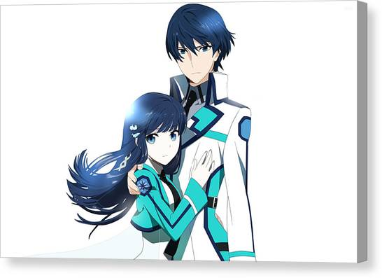 High School Canvas Print - The Irregular At Magic High School by Maye Loeser