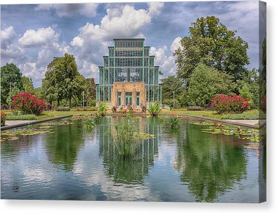 The Jewel Box Canvas Print