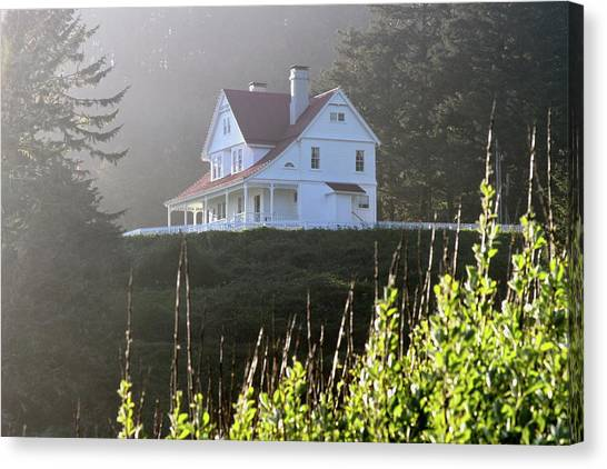 The Keepers House 2 Canvas Print