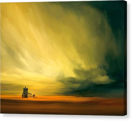 Sublime Canvas Print - The Last Archive by Lonnie Christopher