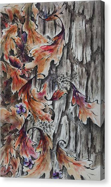 Final Fantasy Canvas Print - The Last Dance by Rachel Christine Nowicki