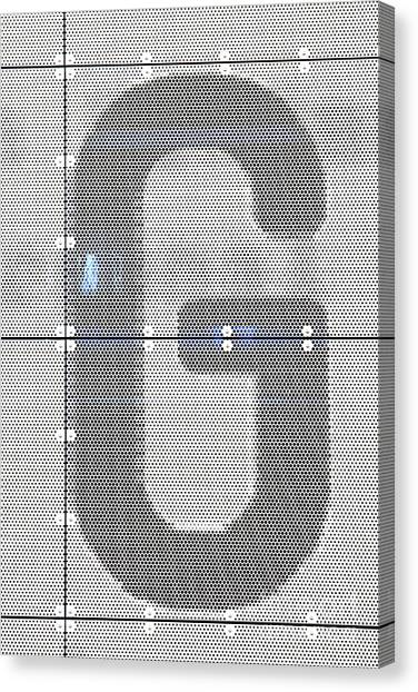 The Letter G Canvas Print