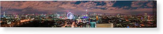 The London Skyline Canvas Print