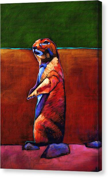 Songbirds Canvas Print - The Lookout by Johnathan Harris