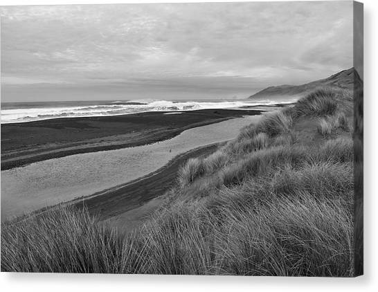The Lost Coast Canvas Print