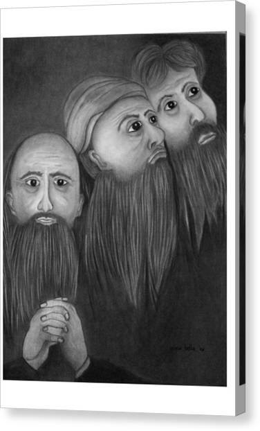 The Magis Canvas Print