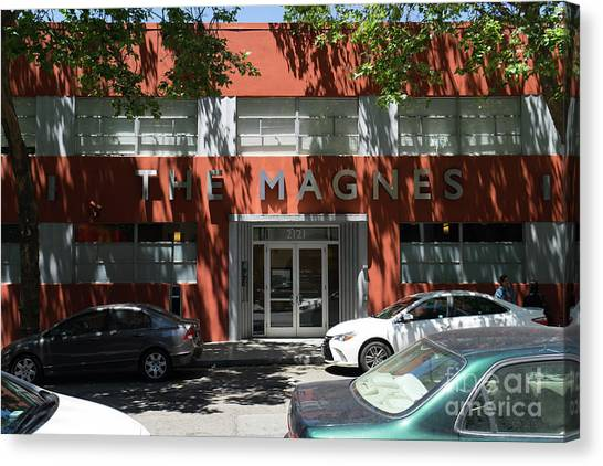 The Magnes Collection Of Jewish Art And Life Berkeley California Dsc6213 Canvas Print