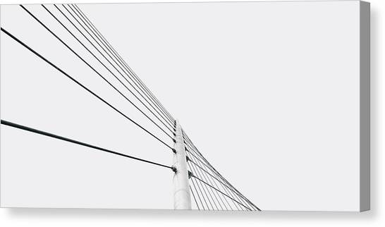 Museums Canvas Print - The Mast by Scott Norris