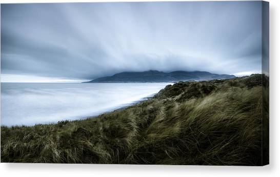 The Misty Mountains Of Mourne Canvas Print