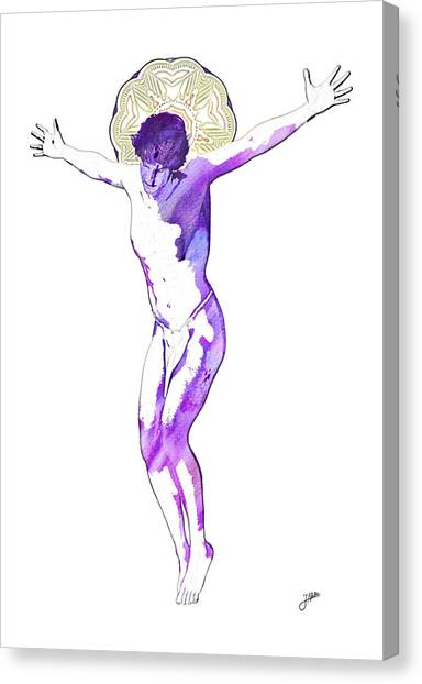 Atheism Canvas Print - The Most Desired Man Of All Time by Joaquin Abella
