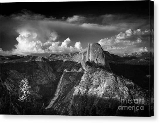 The Mountains Are Calling... Canvas Print