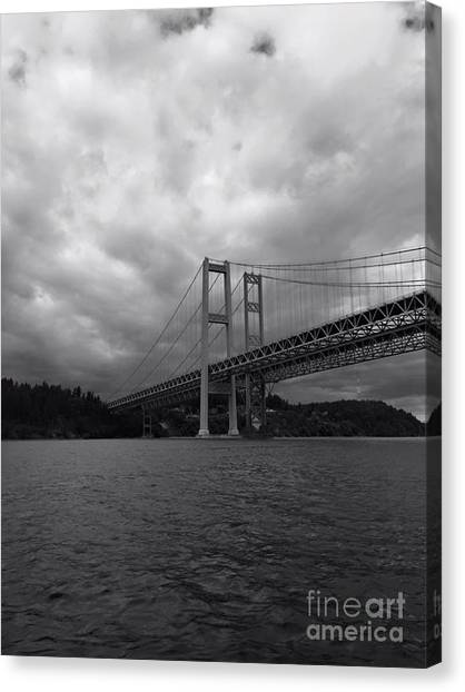 The Narrows Bridge Canvas Print