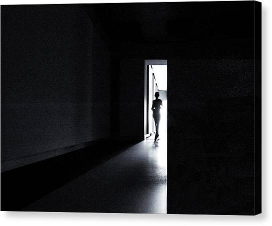 Berlin Canvas Print - The Never Ending Light by Gerard Jonkman