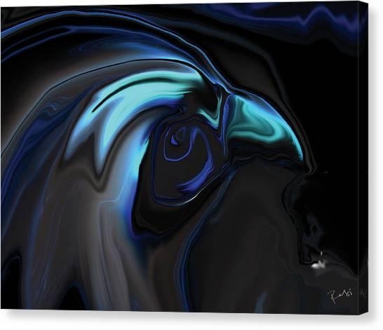 The Nighthawk Canvas Print