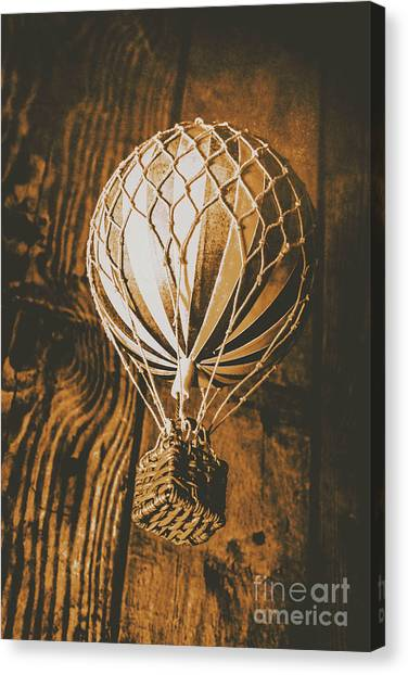 Old Home Canvas Print - The Old Airship by Jorgo Photography - Wall Art Gallery