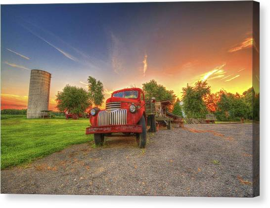Country Treasure Canvas Print
