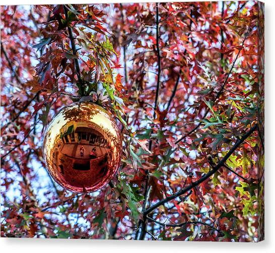 The Ornament Canvas Print