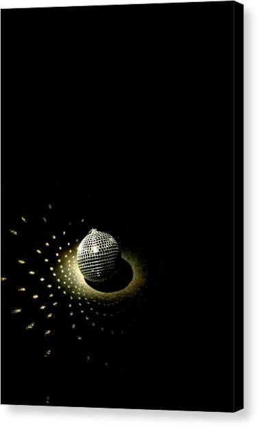 The Party Lives On Canvas Print by Angela Comperry