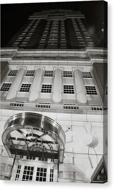 The Peachtree Canvas Print
